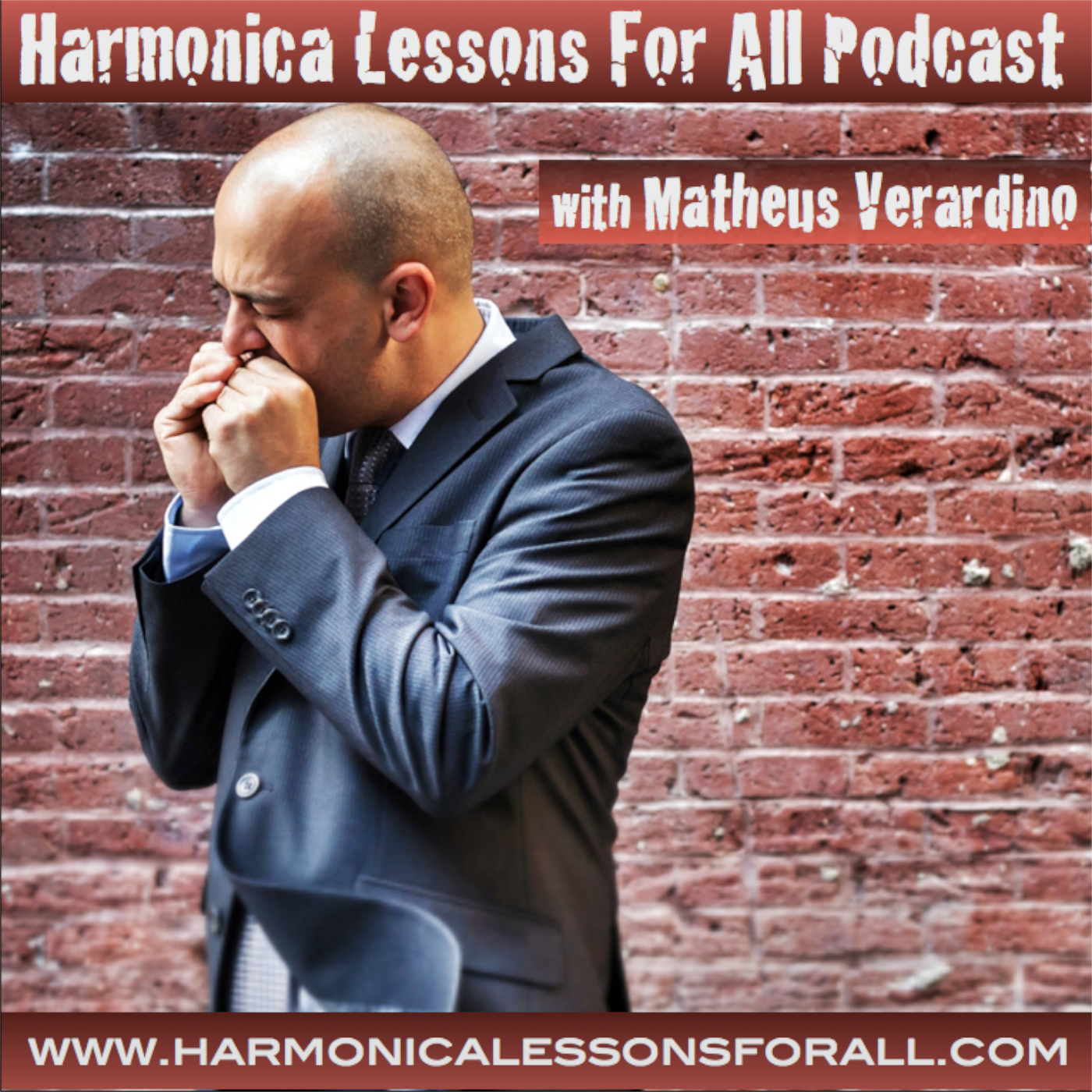 Harmonica Lessons For All with Matheus Verardino